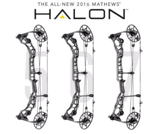 Mathews Halon Bows 2016